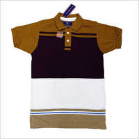 Mens Party Wear Polo T-Shirt