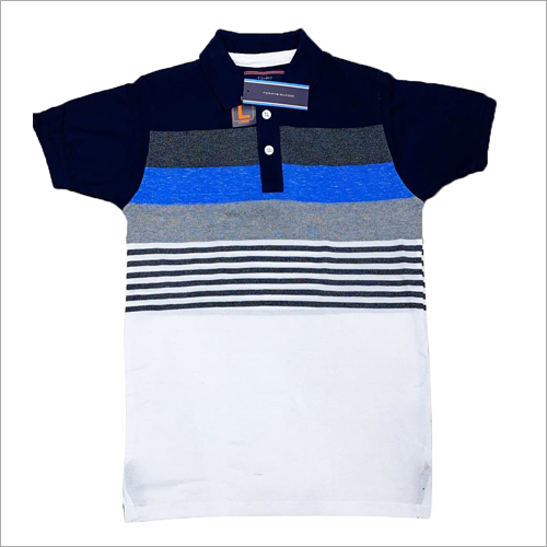 Mens Modern Polo T-Shirt