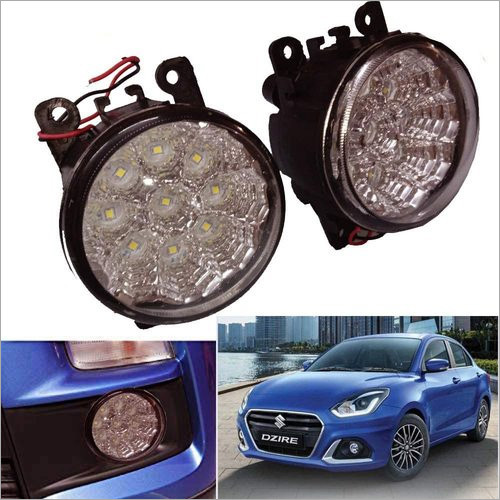 Car Bumper Fog 18 LED Light for Maruti Suzuki Dzire