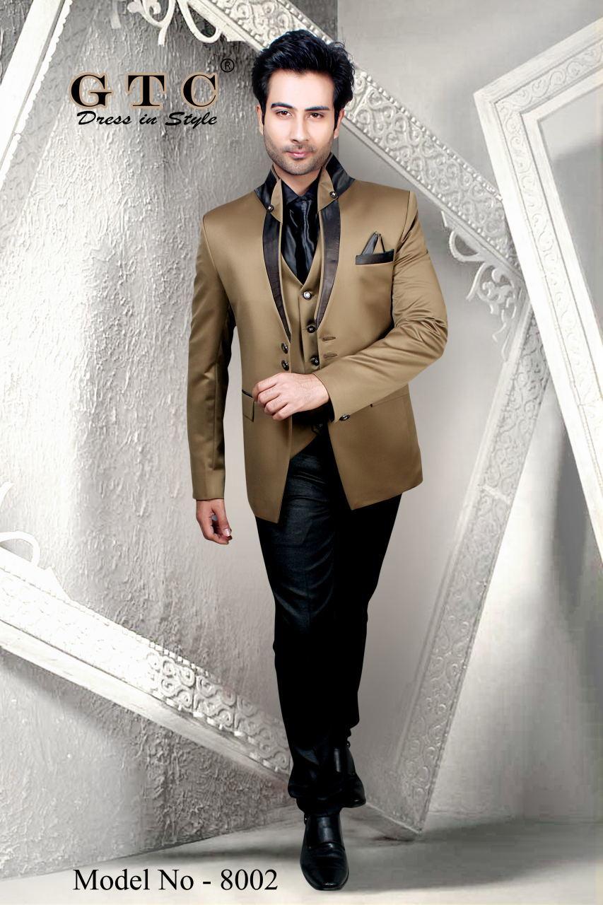 8002 Designer Men Suit