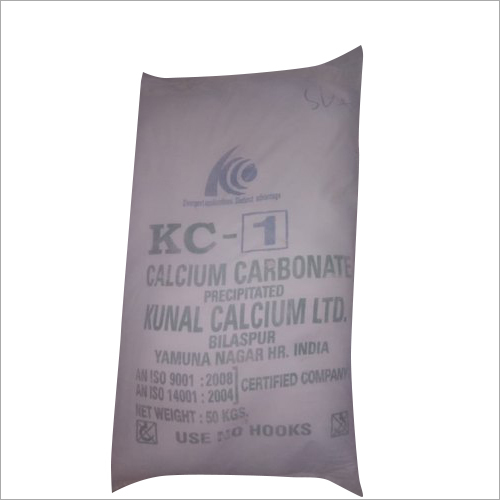 KC-1 Precipitated Calcium Carbonate Powder