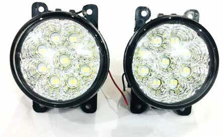 Car Bumper Fog 18 Led Light For Maruti Suzuki Sx4