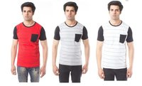 Trifoi International Branded Tshirts with bill