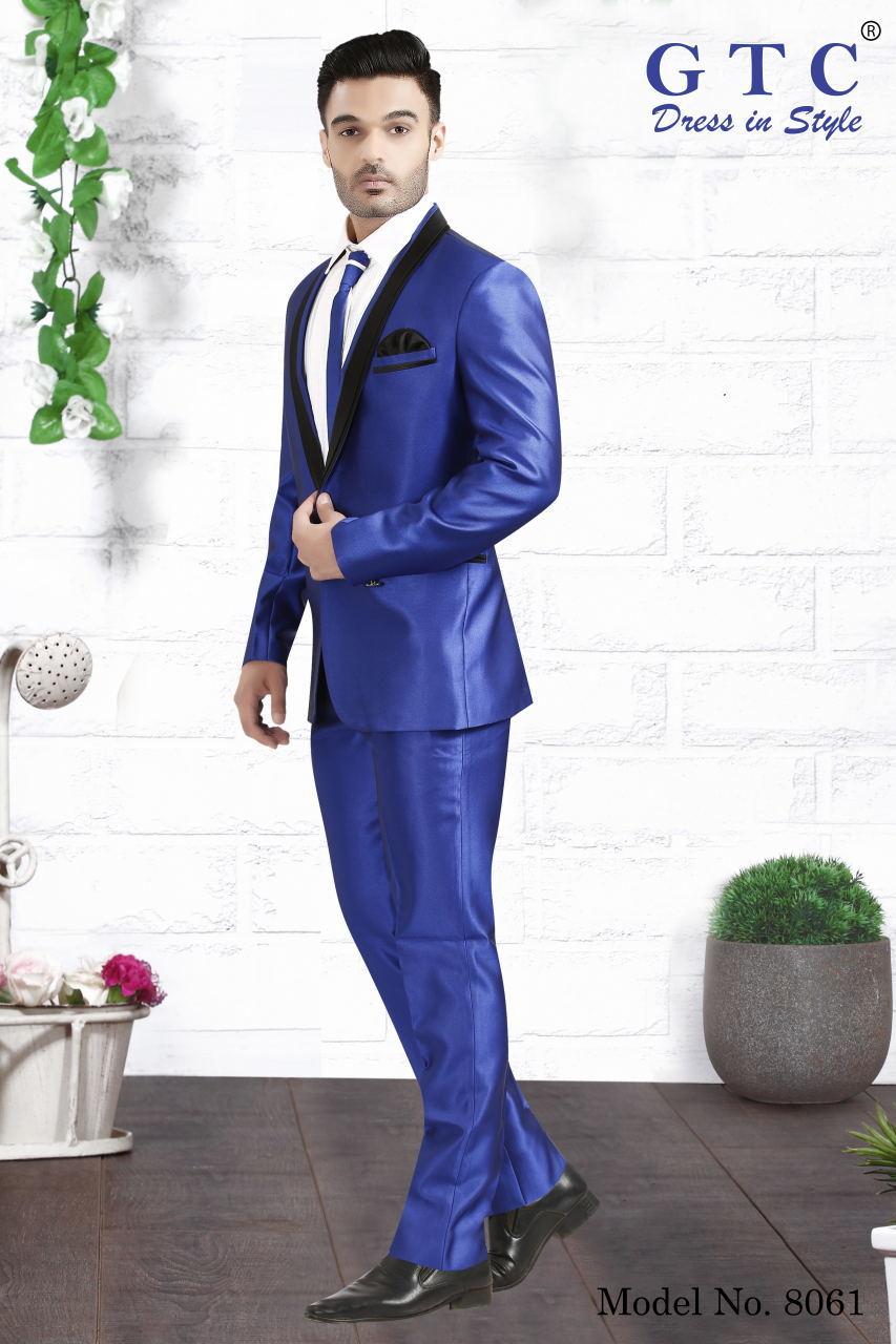 8061 Designer Men Suit