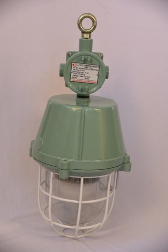 Flameproof Integral Light Fitting