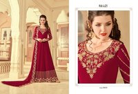RAAZI ZARKAN  HEAVY  SALWAR SUITS