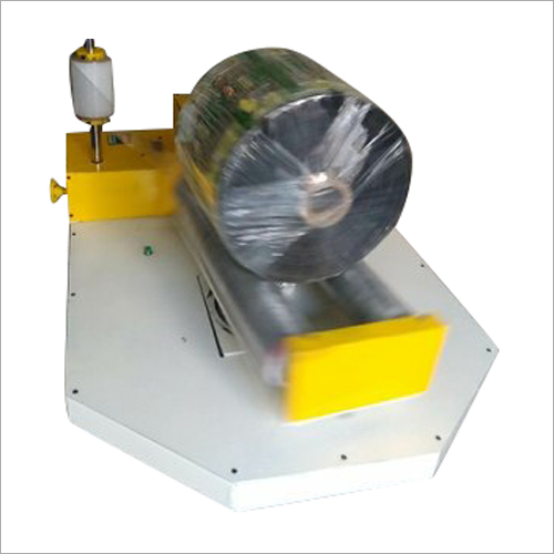 Stretch Roll Wrapping Machine