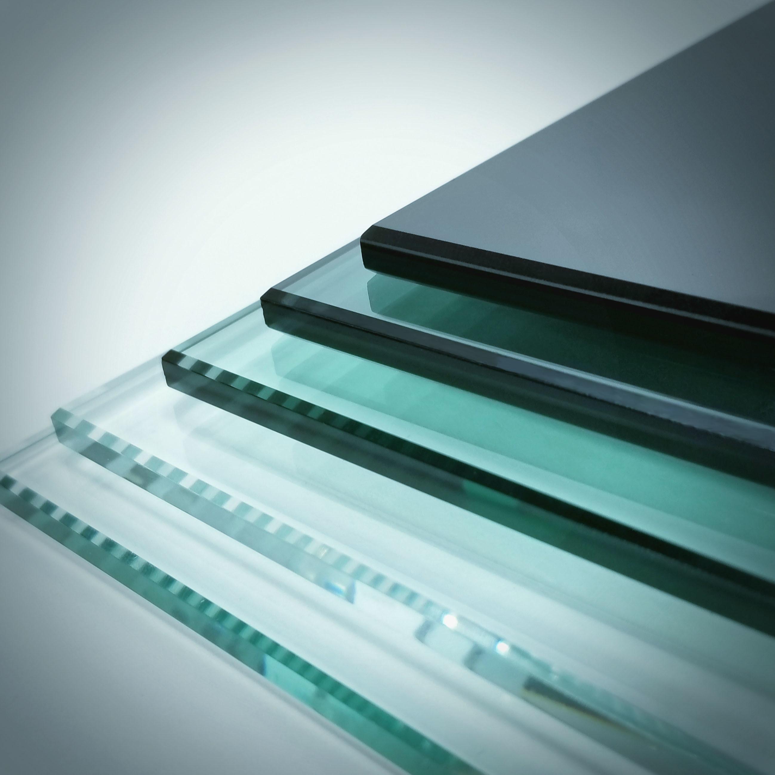 Customized Transparent Toughened Glass