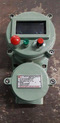 Flameproof RPM Indicator