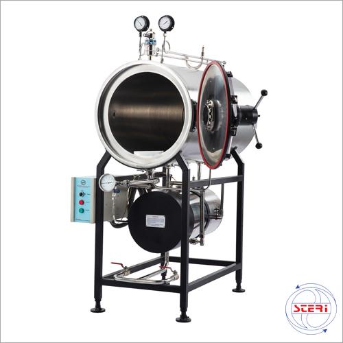 Horizontal Sterilisation Cylindrical Sterilizer