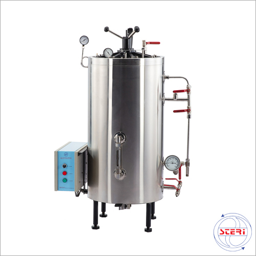 Manual Vertical Sterilizer
