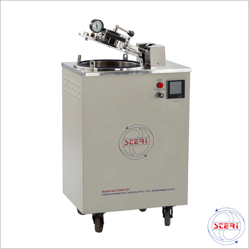 Automatic Vertical Sterilizer