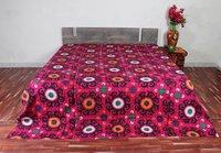 Kantha  Bedspread