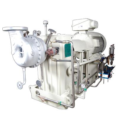 20 KW To 100 KW Steam Turbine