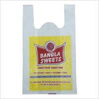 W Cut Non Woven Sweet Bag