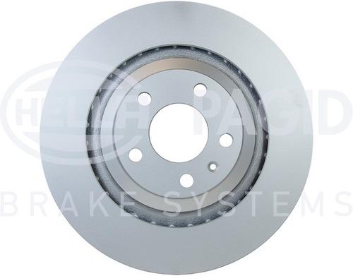 Audi Rear Brake Disc