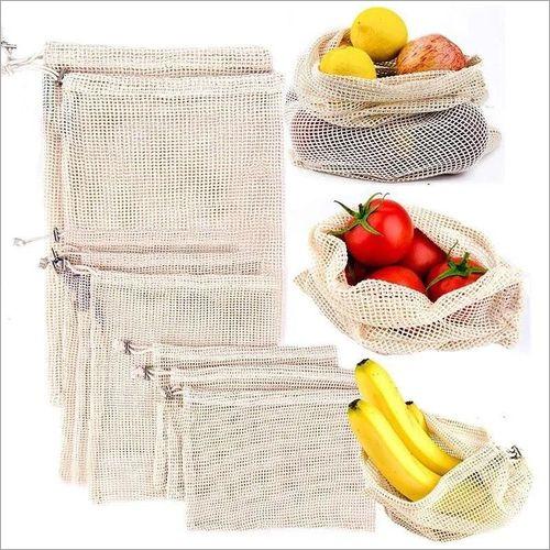 Cotton Fruit Bags