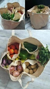 Cotton Vegetable Bag