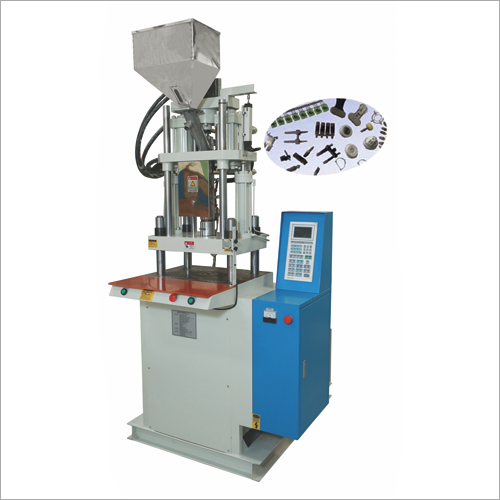 35 Ton Vertical Injection Rotary Moulding Machine