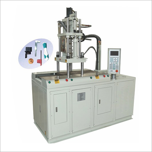 35 Ton Vertical Injection Moulding Machine With Sliding