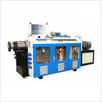 Conical Twin Screw Extruder Machine for PVC Compound Plant