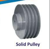 Solid Pulley