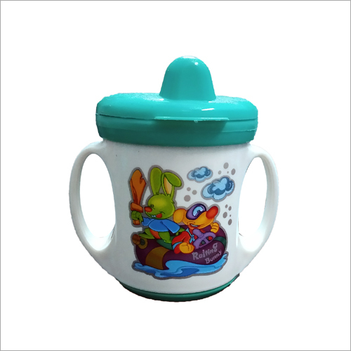 Plastic Baby Sipper Bottle