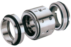 Multi Spring Mechanical Seal (Equivalent to Chesterton 491 & 891, Flowserve ROTT & Burgmann M74D)