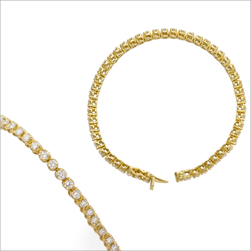 Ladies Diamond Bracelet