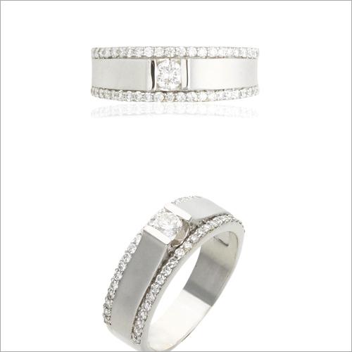 Ladies Designer Diamond Ring