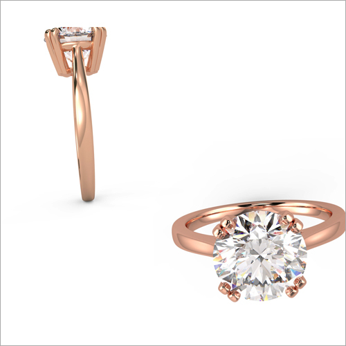 Laides Elegant Diamond Ring