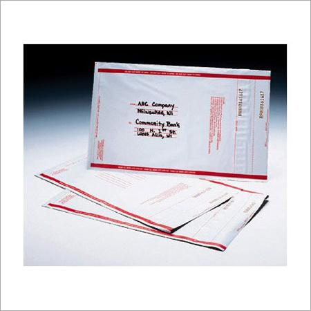 Security Tamper Evident Envelope