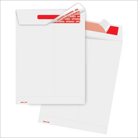 Security Tamper Proof Envelopes