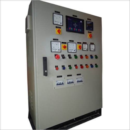 Mild Steel AMF Control Panel