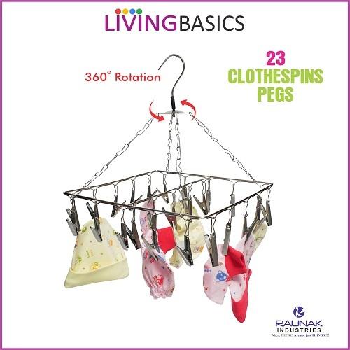 Baby Cloth Hanger