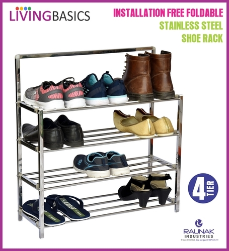 Stainless Steel Shoes Rack Lb_sr_001