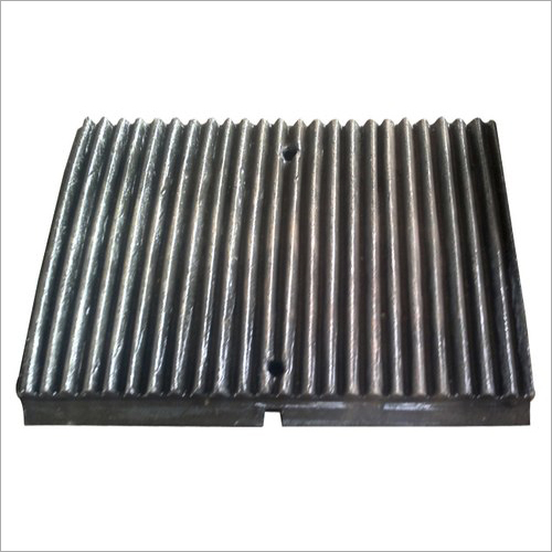 Hi Manganese Crusher Jaw Plate