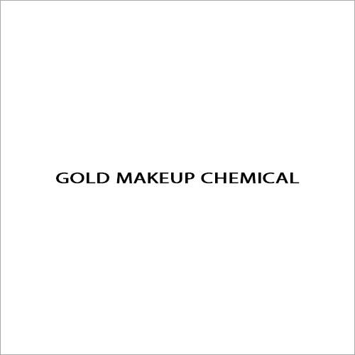 Gold Makeup Chemical