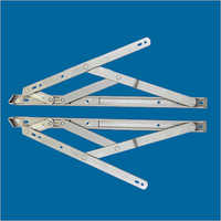 CS 16 Stainless Steel Friction Stay Hinges