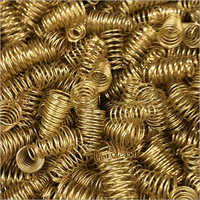 Bronze Wire Springs