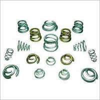 Customized Conical Springs