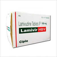 100mg Lamivudine Tablet
