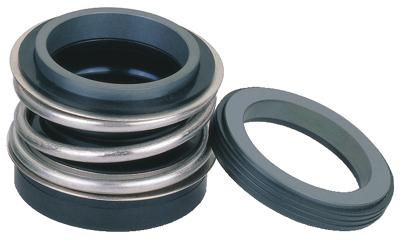 Rubber Bellow Mechanical Seal (Equivalent to Burgmann MG1, MG12, MG13 & Equivalent to John Crane 21, 2100, 502)