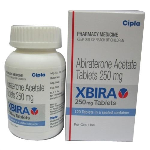 250mg Abiraterone Acetate Tablet