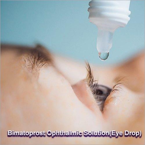 Bimatoprost Ophthalmic Solution(Eye drop)
