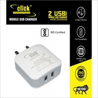 5V 2A USB Charger With Double USB Port