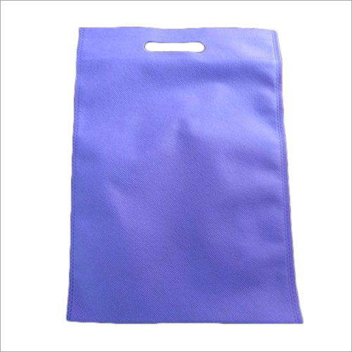 D Cut Non Woven Packaging Bag