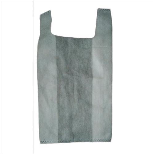 U Cut Non Woven Vest Bag