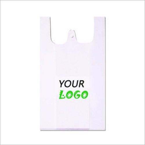 W Cut Printed Non Woven Bag