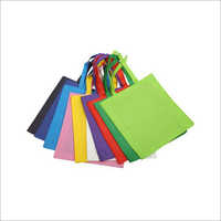 Non Woven Plain Handle Bag